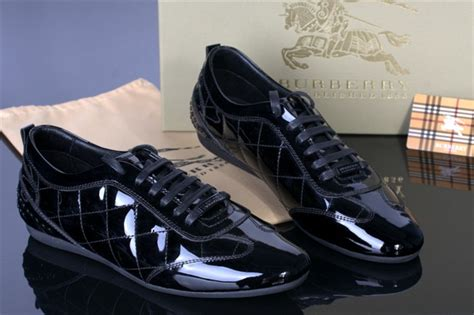 burberry formal shoes