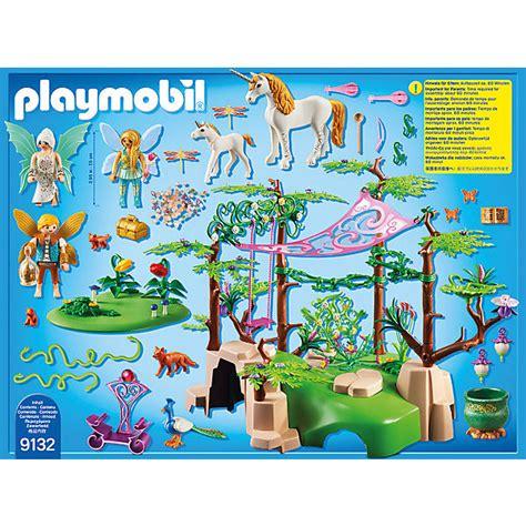 Plötzlich Viele Pilze Im Garten by Playmobil 174 9132 Magischer Feenwald Playmobil Fairies Mytoys
