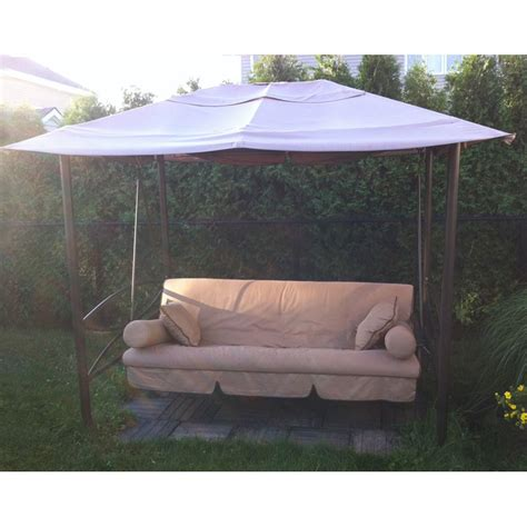 garden swing canopy replacement canada garden ftempo patio
