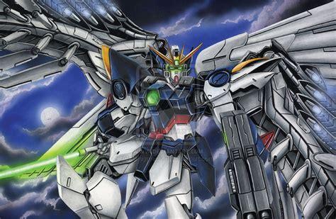 Sd Wing Zero Custom Gundam New Mib Endless Waltz Yolly gundam wing zero wallpaper wallpapersafari