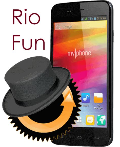 themes for android rio fun carliv touch recovery cwm based for myphone rio fun