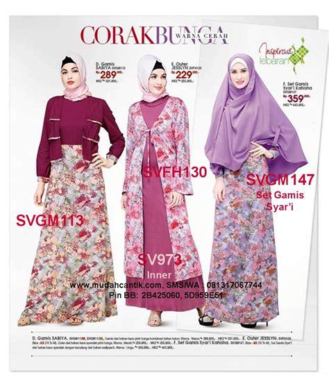 Baju Muslim Syari 18 butik baju muslim terbaru 2018 gamis syar i cantik