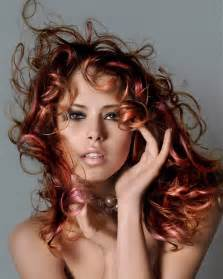Great hair color inspiration amp formulation for illuminated coral