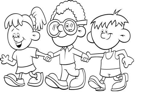 imagenes de amor y amistad para colorear dibujos de amistad para colorear www imgkid com the