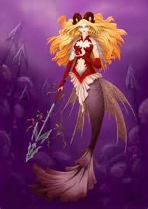 dark mermaid myrmirada deviantart