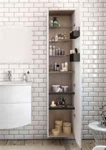 Faience Salle De Bain Gris Et Blanc #2: carrelage-metro-blanc-et-gris-pour-salle-de-bain.jpg