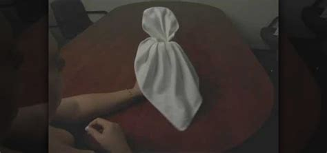 How To Make A Paper Napkin Swan - table preparation table setting 171 table preparation