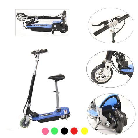 si e enfant scooter 201 lectrique e scooter avec amovible si 232 ge ride sur batterie