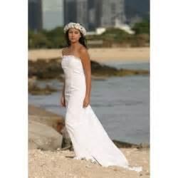 hawaiian wedding dresses wedding dresses hawaiian theme