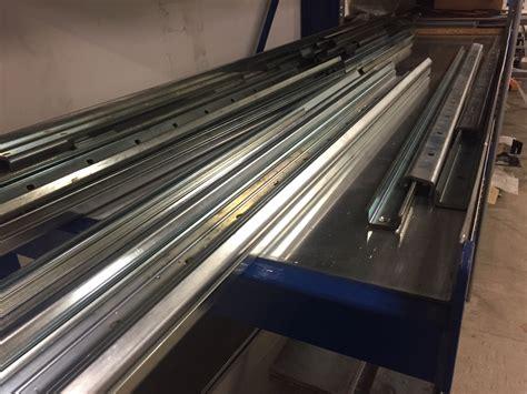 Fensterbank Blech Aluminium by Regalfacheinlage 187
