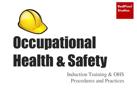 induction cooking health safety redpixel ohs presentation