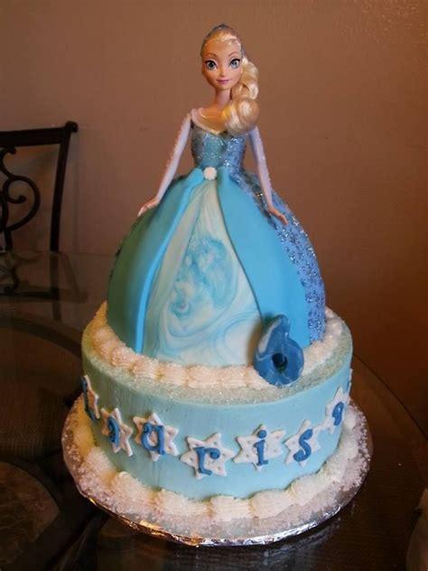 images  disney frozen cakes  pinterest frozen birthday cake elsa doll cake