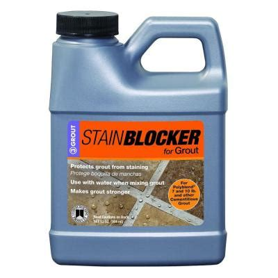 custom building products stainblocker 12 oz additive for