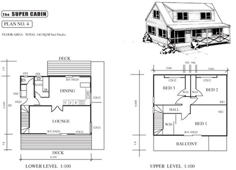 sleep out floor plans plan no 4 super cabins
