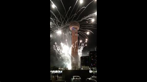 new years events dallas tx new years fireworks reunion tower 2017 dallas tx