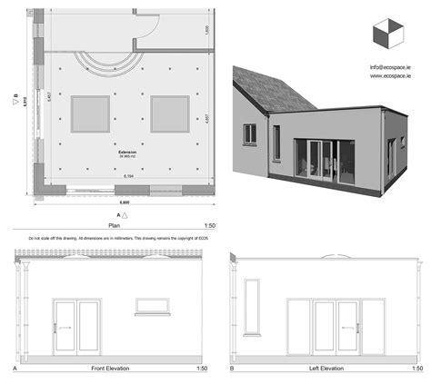 house extension plans online house extension plans exles house plans