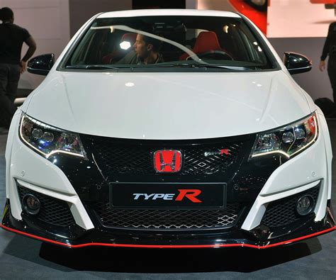 honda civic 2017 type r 2017 honda civic type r price specs and release date