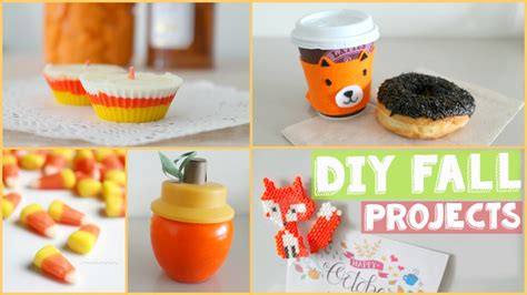 diy projects fun 3 easy diy projects for fall room decor gifts