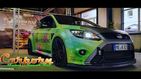 Autofolie Rs by Ford Focus Rs Car Wrapping Carporn