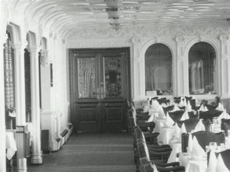 Titanic Dining Room by Rms Olympic Class Dining Room Titanic Olympic