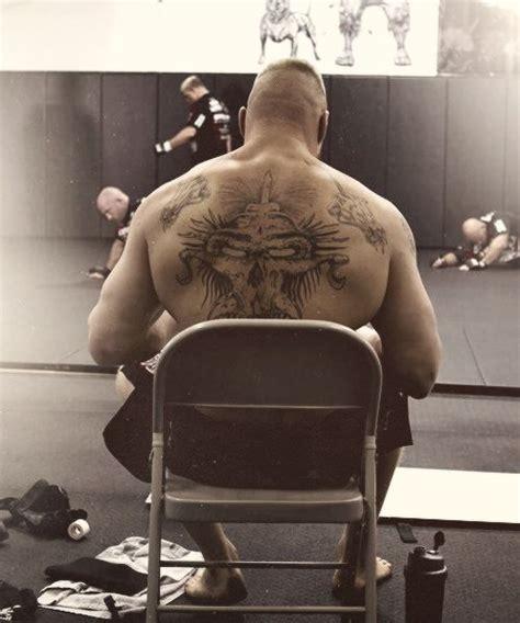 back tattoo brock lesnar brock lesnar tattoo best tattoo ideas gallery