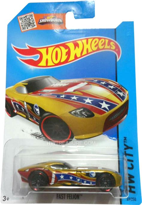 Hotwheels Th Reguler Fast Fellon anyone of any american patriot themed cars hotwheels