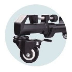 Promo Weifeng Casters Dolly For Tripod Wt 700 Mq 65t Special weifeng casters dolly for tripod wt 700 black