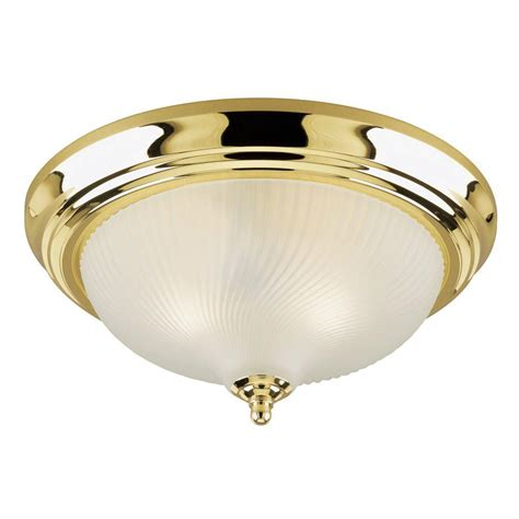 brass flush mount ceiling light westinghouse 2 light ceiling fixture white interior flush