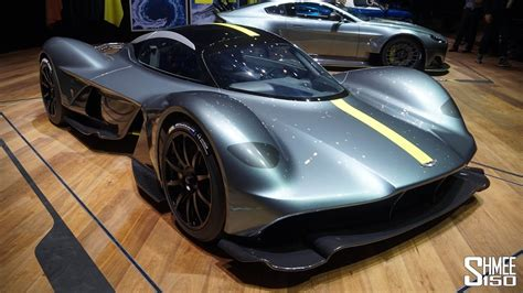 the aston martin valkyrie has arrived youtube