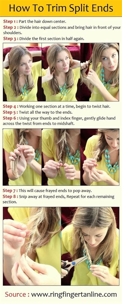 how to trim relaxed hair 1000 ideas about trimming hair on pinterest relaxed
