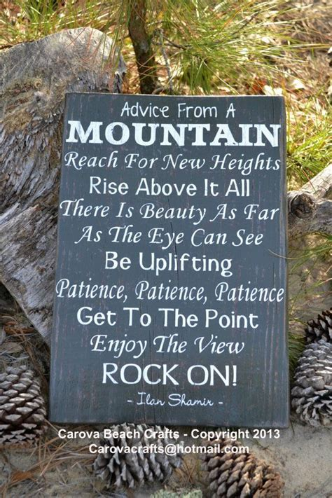 cabin quotes sayings for signs quotesgram