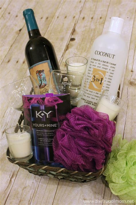 couple date gifts get creative with a date basket this year