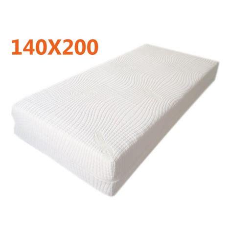 materasso 140x200 materasso memory 140x200 3 strati alto 25cm con