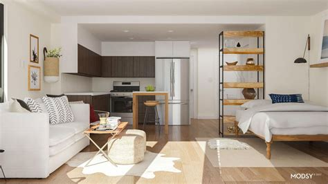 how to design a studio apartment layout