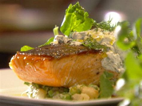 tyler florence recipes salt and pepper salmon recipe tyler florence food network