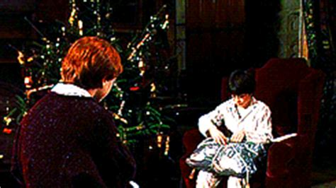 harry potter merry christmas christmas gifs hp  hpedit jameesmcavoy