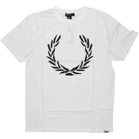 Atticus Clothing White Shirt white wreath t shirt atticus white wreath on