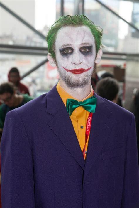 Making A Joker Batmanstume Thriftyfun