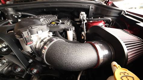 2012 Jeep Srt8 Cold Air Intake Installation Guides Hennessey Performance