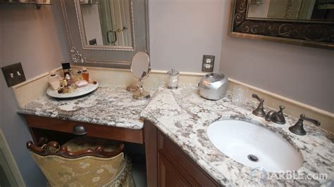 granite in bathrooms bianco antico granite countertops in a classic bathroom