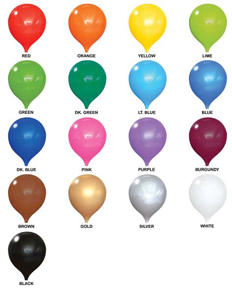 helium color permashine balloon 12 quot helium free balloons indoor balloon