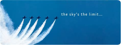 The Sky Is The Limit by Home Arccareers