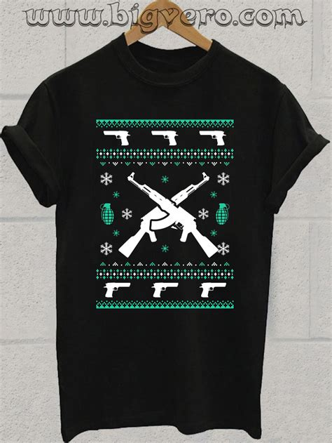 T Shirt Assault Riffle assault rifle tshirt cool tshirt designs
