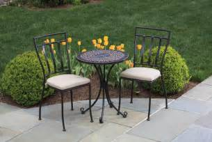 Patios decor with metal garden furniture sets motiq online home