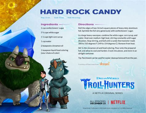 jim lake jr â s survival guide trollhunters books trollhunters rock recipe
