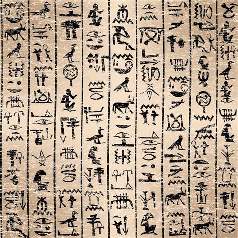 imagenes de jeroglíficos olmecas jerogl 237 ficos egipcios archivo im 225 genes vectoriales