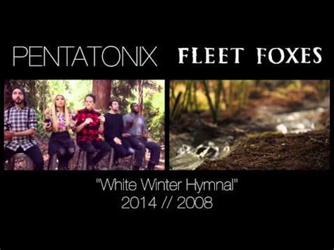 Bedroom Toys Lyrics Meaning Best 5 Of White Winter Hymnal Pentatonix Meaning My