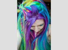 Rainbow Hair Pictures, Photos, and Images for Facebook ... Rainbow Hair Tumblr