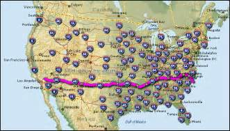 us highway map east to west twilight language along route 66 the i 40 killings