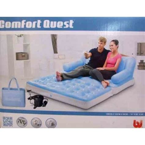 Sofa Bed Pompa jual beli sofa bed multifungsi 5in1 set pompa elektrik